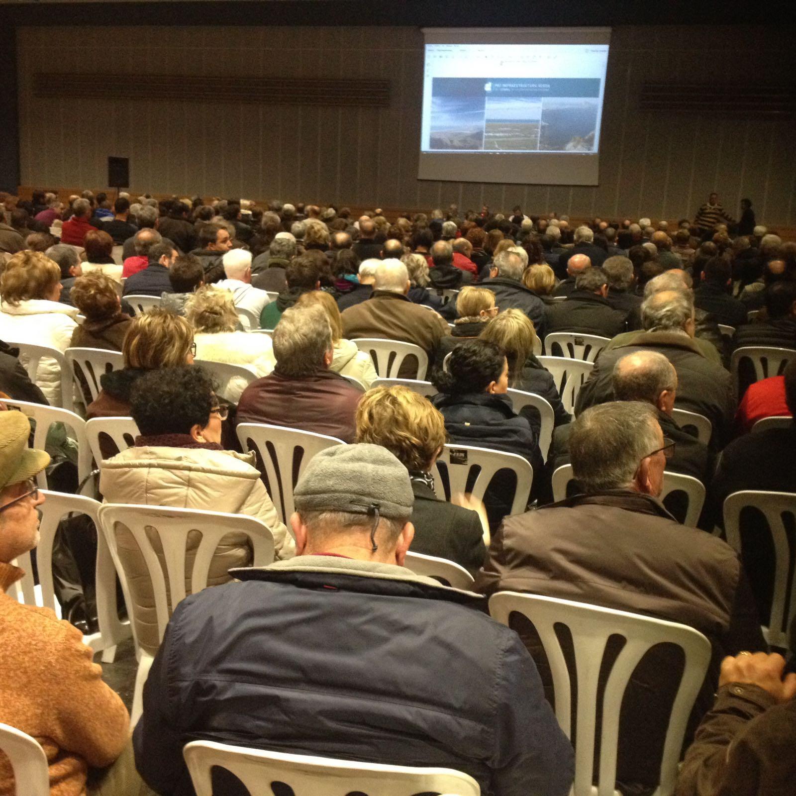 Oliva pide a la Generalitat la retirada del Pativel