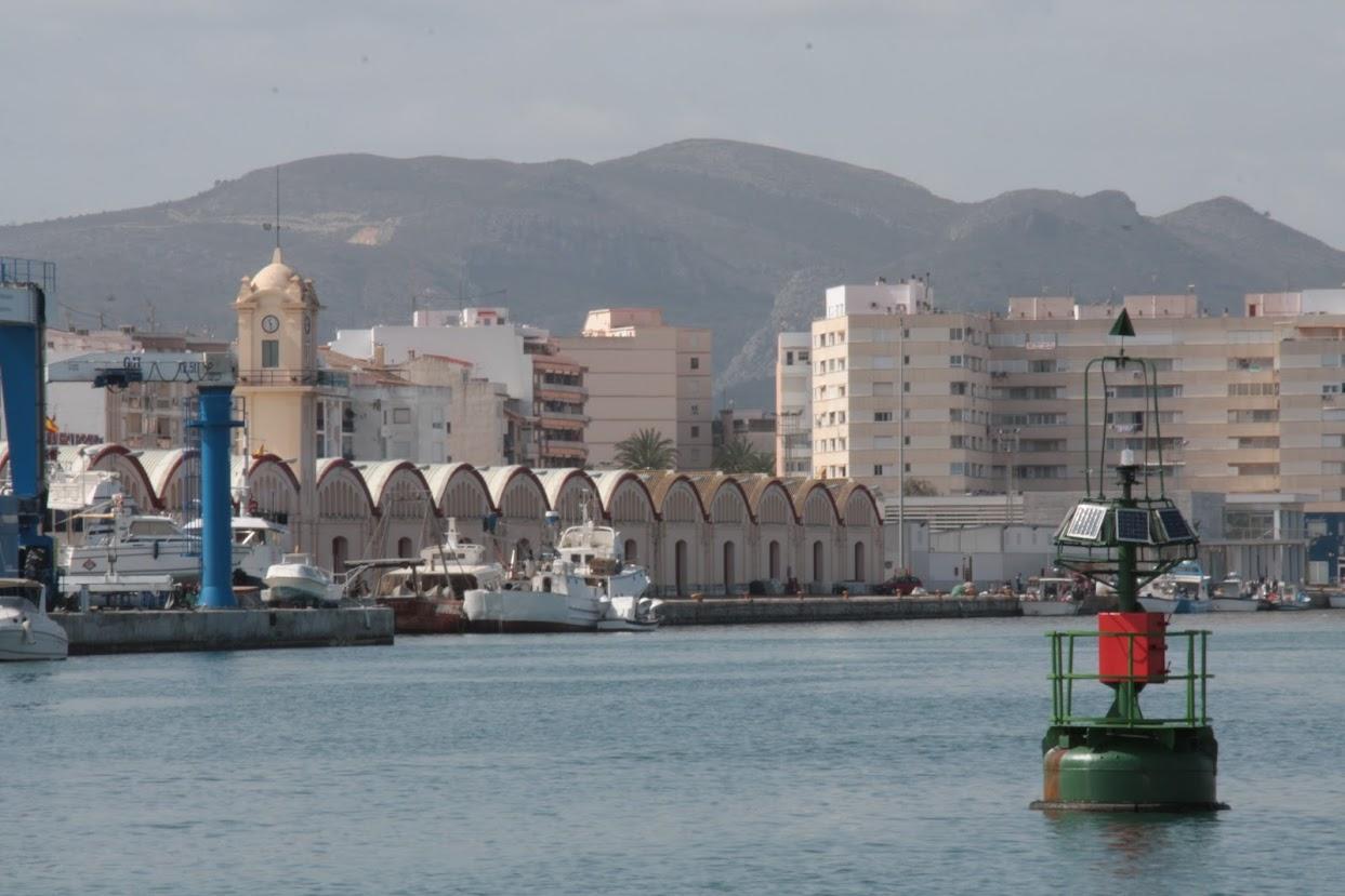 El puerto de Gandia crece el en 2016