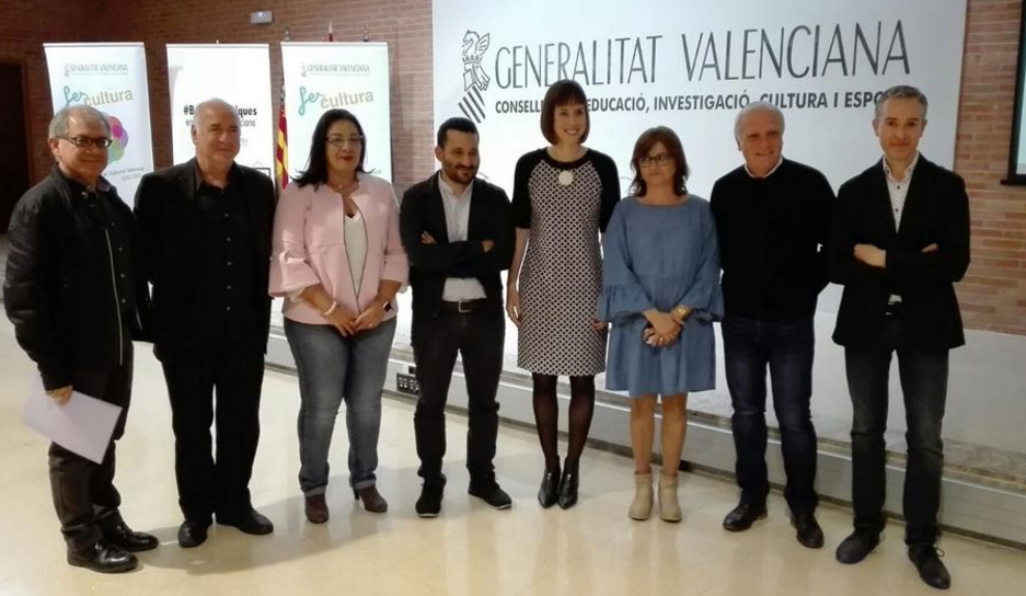 Presentan en proyecto Gandia Capital Cultural Valenciana