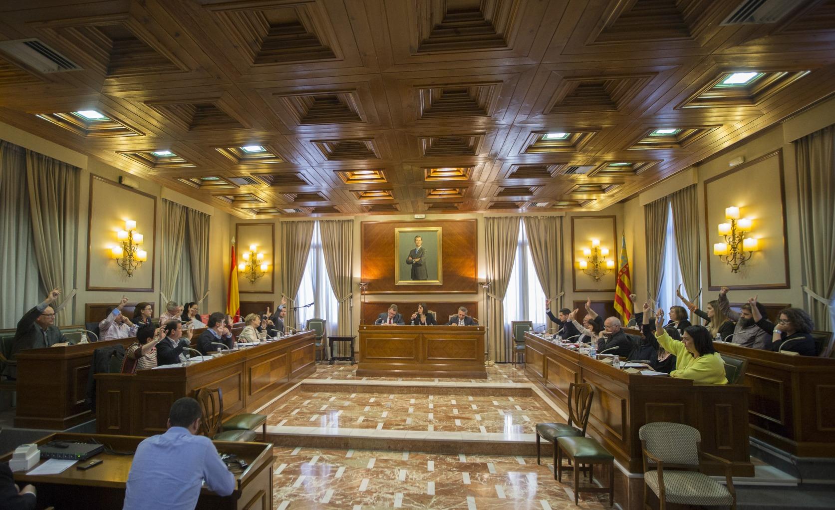Gandia elegida Capital Cultural Valenciana 2018