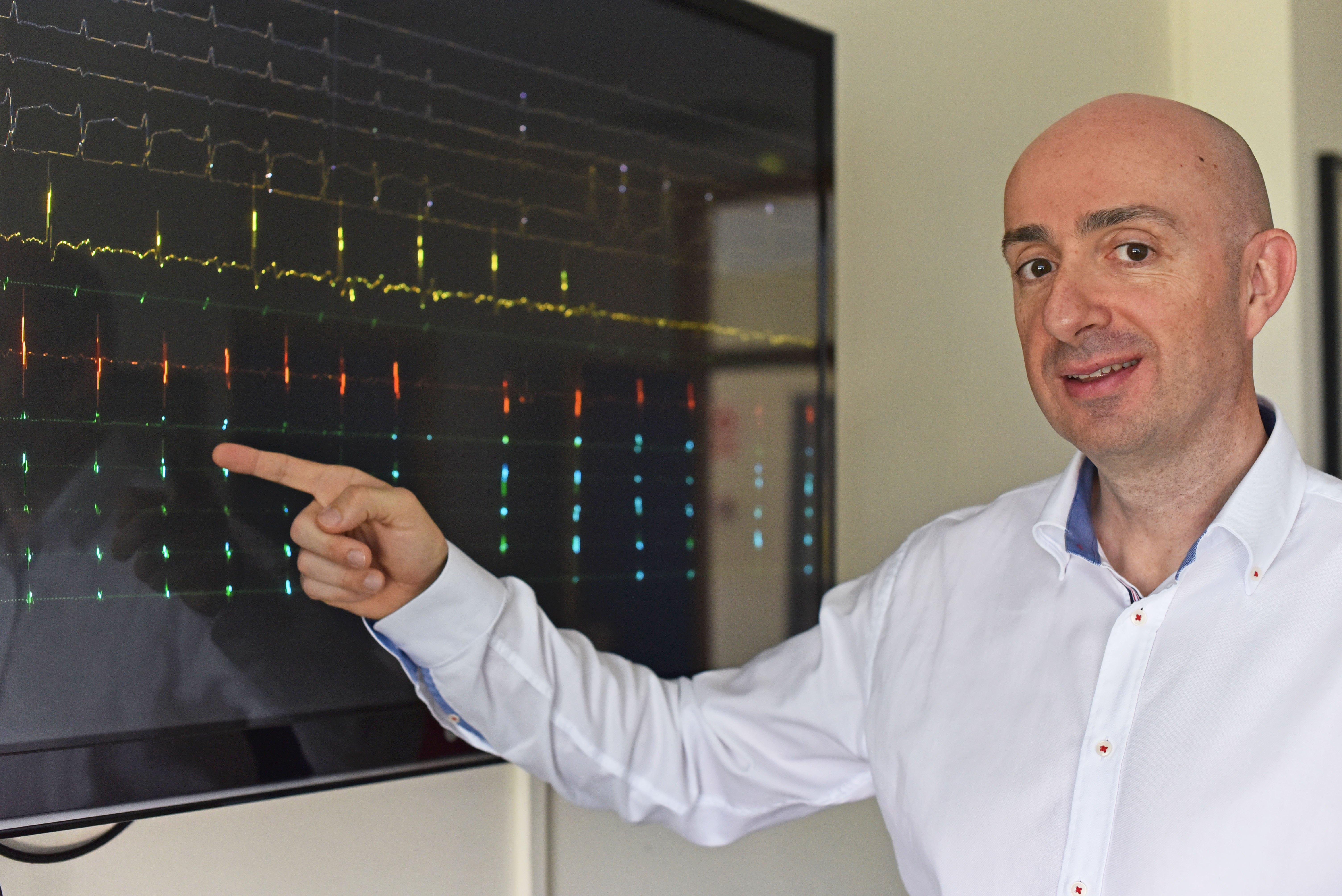 El Campus de Gandia desarrolla software para detectar arritmias