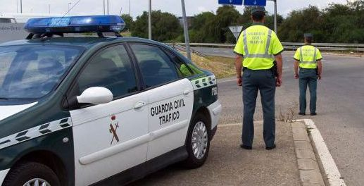 Más controles de la Guardia Civil en la N-332 en la Safor a partir del próximo fin de semana