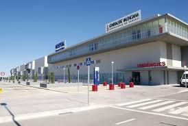 Los trabajadores de la seguridad del hospital comarcal harán huelga del 3 al 9 de julio