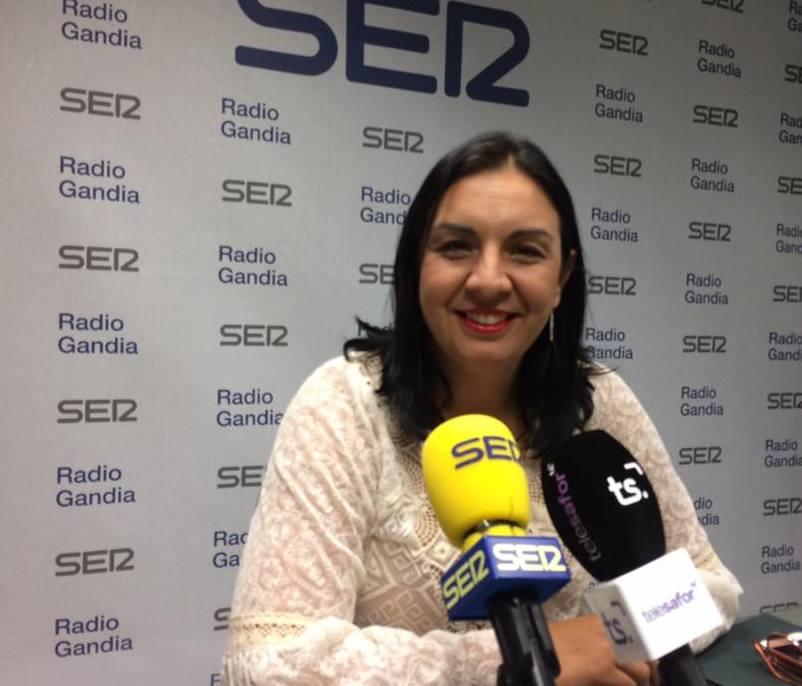 Lorena Milvaques destaca la buena sintonía con el PSOE y la actitud responsable de Ciudadanos