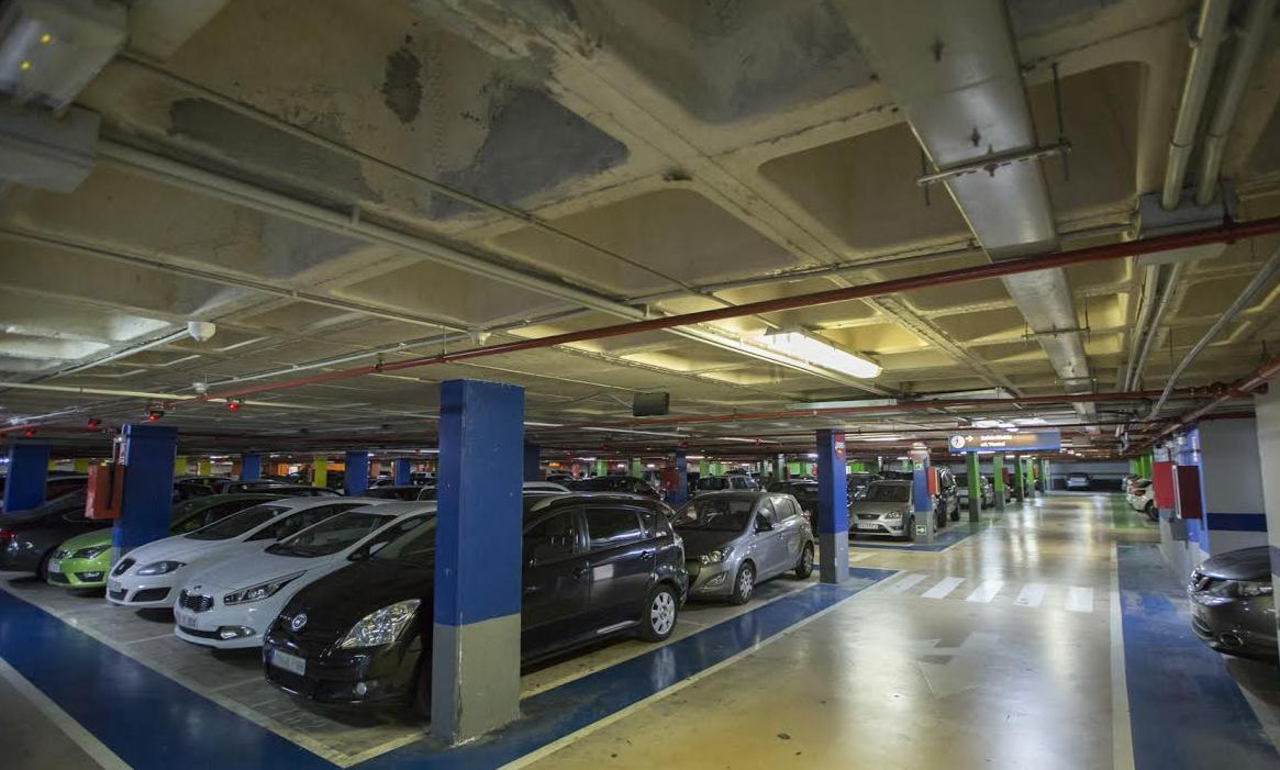 Los coches híbridos o eléctricos pagarán la mitad en los aparcamientos públicos de Gandia