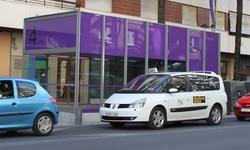 El servicio de llamadas de los taxis de Gandia se gestiona desde Alcobendas en Madrid