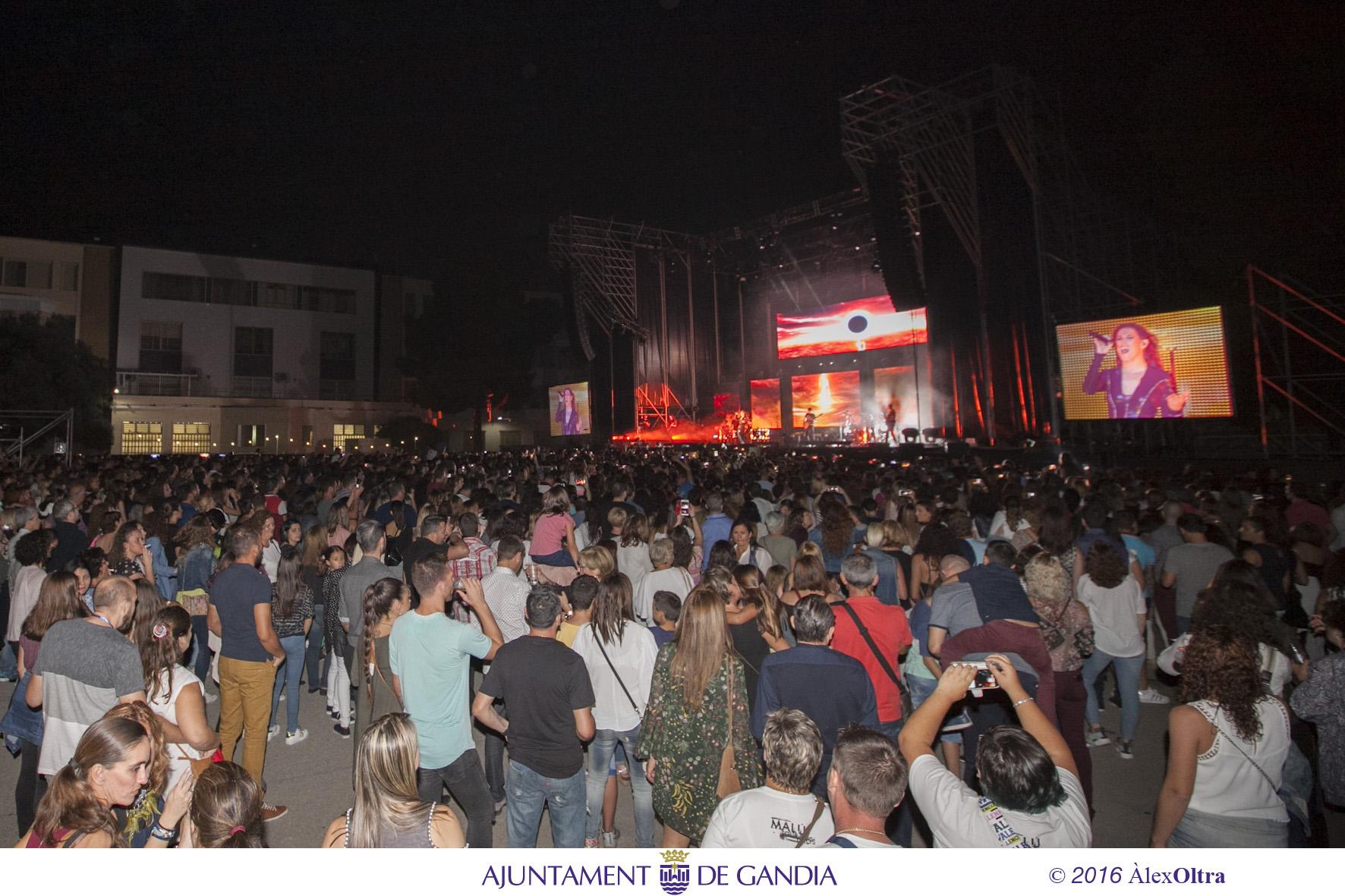 Queda desierto el concurso para adjudicar los conciertos de Ferias en el IES María Enríquez
