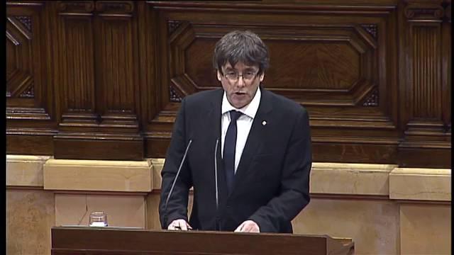 Los grupos municipales del Ayuntamiento de Gandia se pronuncian sobre el desafío independentista de Cataluña