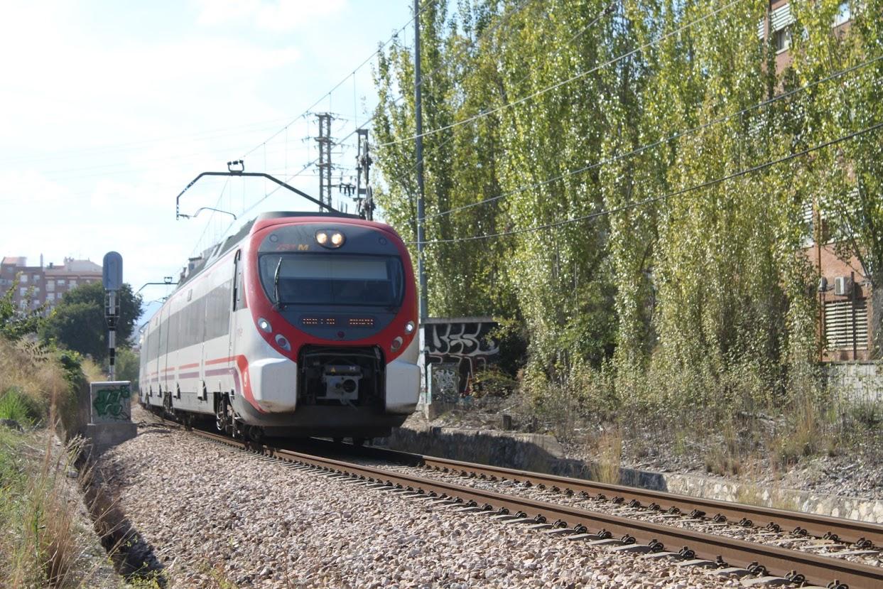 El tramo del tren Gandia-Cullera se duplicará con una inversión de 80 millones de euros