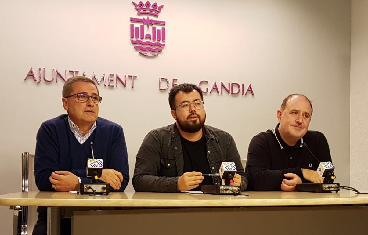 Los ciudadanos de Gandia podrán decidir en qué invertir 200.000 euros