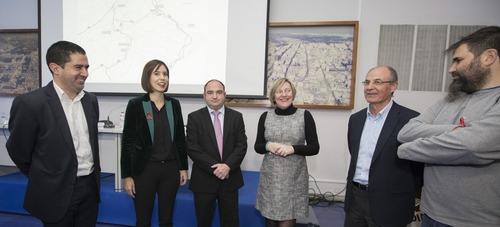 La Generalitat redactará el proyecto de conexión entre la CV60, la Nacional 332 y la AP7
