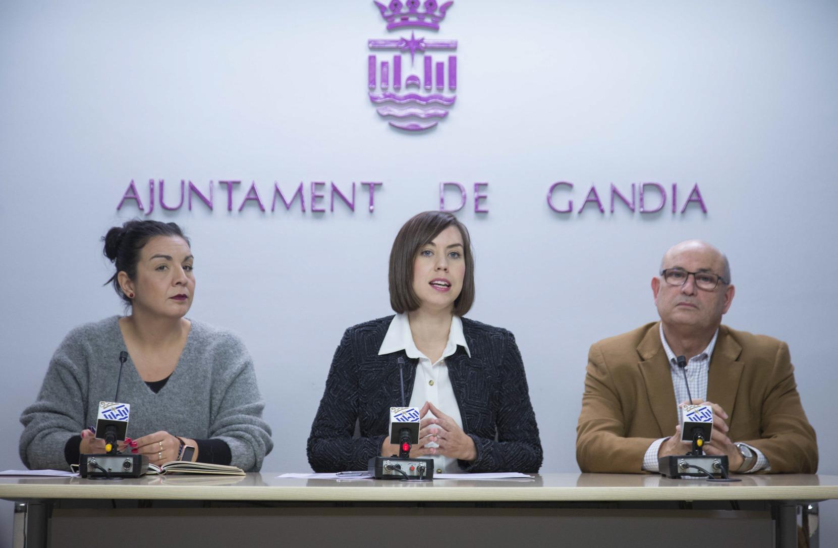 El gobierno de Gandia cierra la empresa IPG la «herramienta de enchufismo y gestión oscura del Partido Popular»