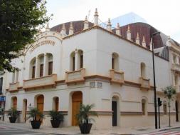 teatre serrano fachada