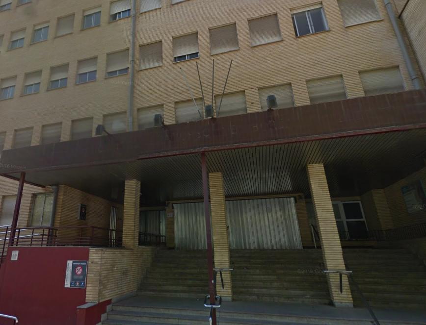 El proyecto de derribo del antiguo hospital de Gandia se licitará el próximo 19 de febrero