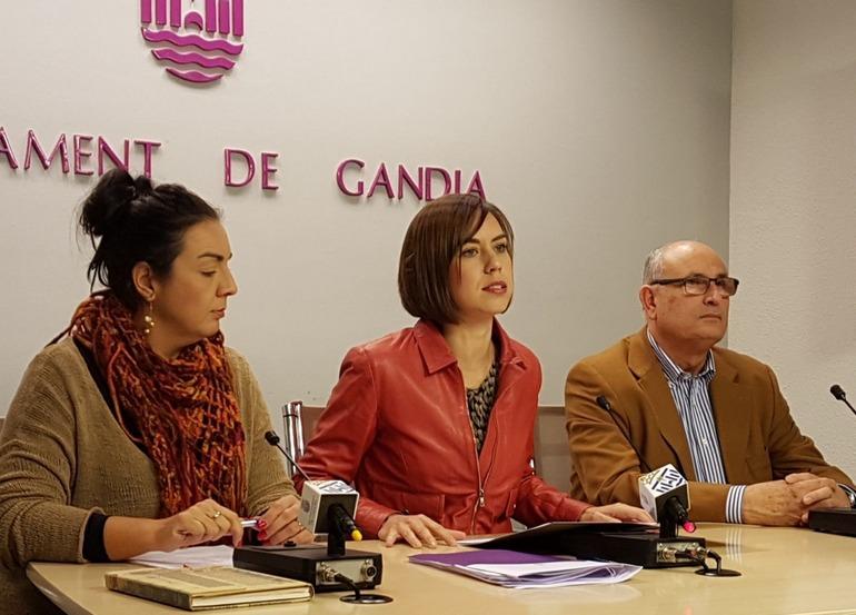 """El gobierno de Gandia bajará un 5% el IBI en la ciudad para compensar el """"catastrazo"""""""