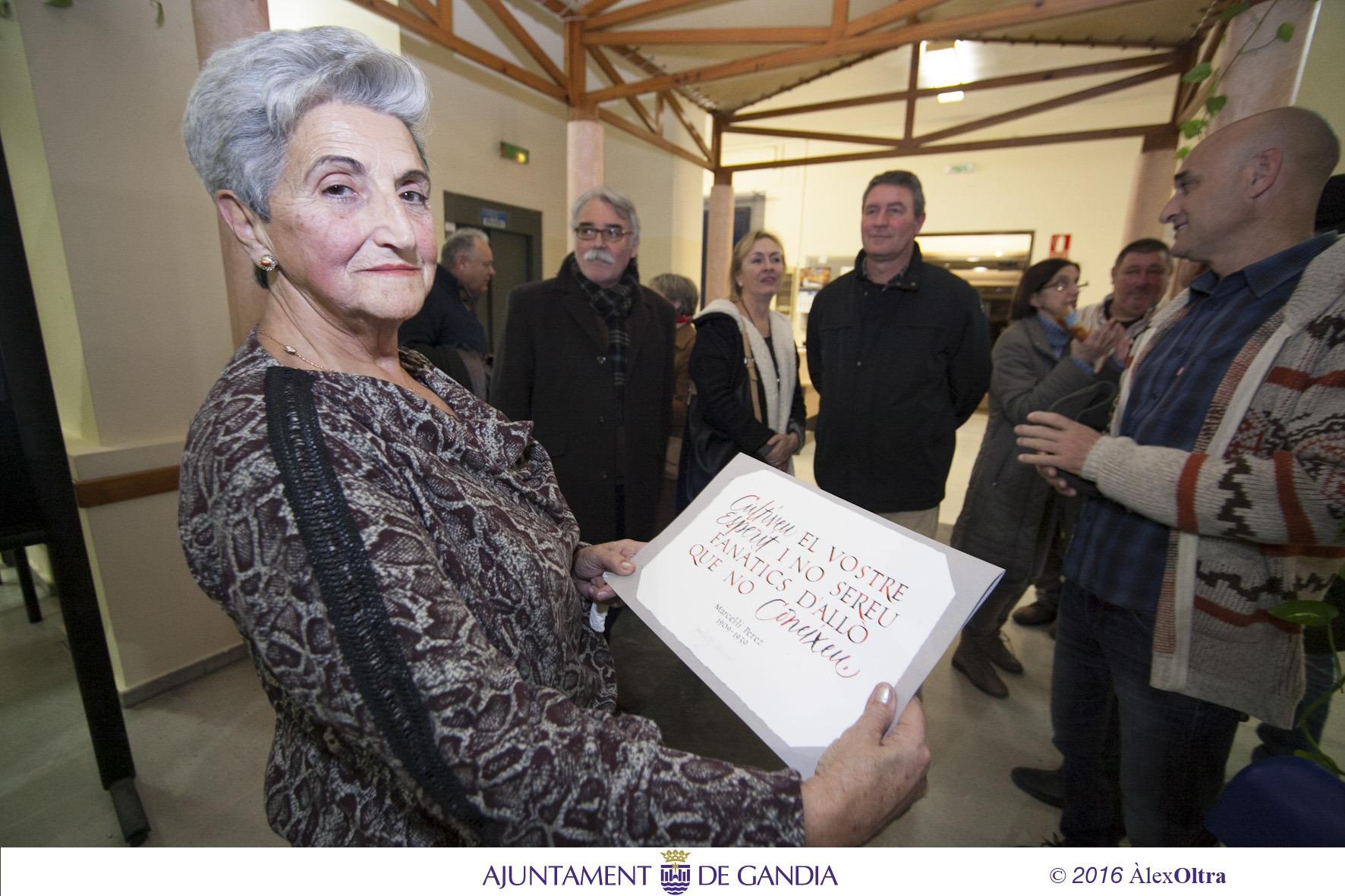 Fallece Mari Carmen Pérez en el Grau de Gandia a los 79 años de edad