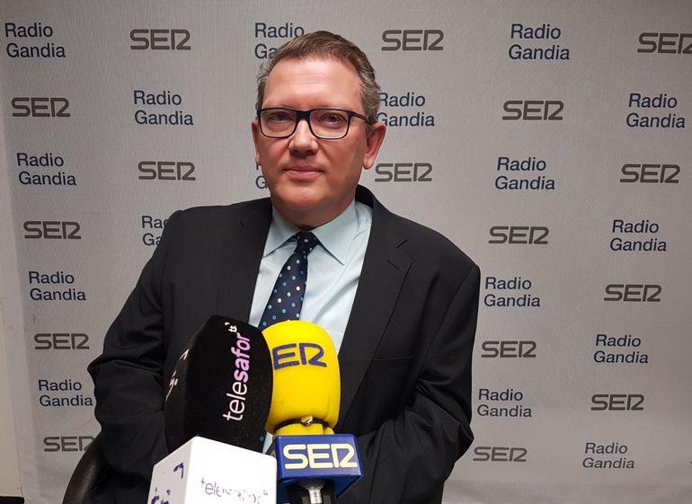 El secretario general del pleno del Ayuntamiento de Gandia reconoce que con Torró vio «cosas que no había visto nunca»
