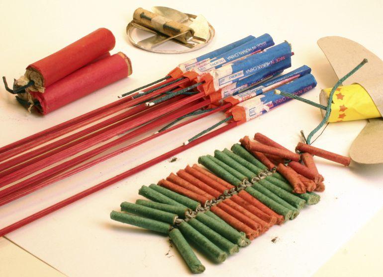 Los menores de 8 años no pueden tirar ningún tipo de cohetes durante las Fallas