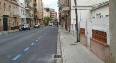 zona azul calle monduver