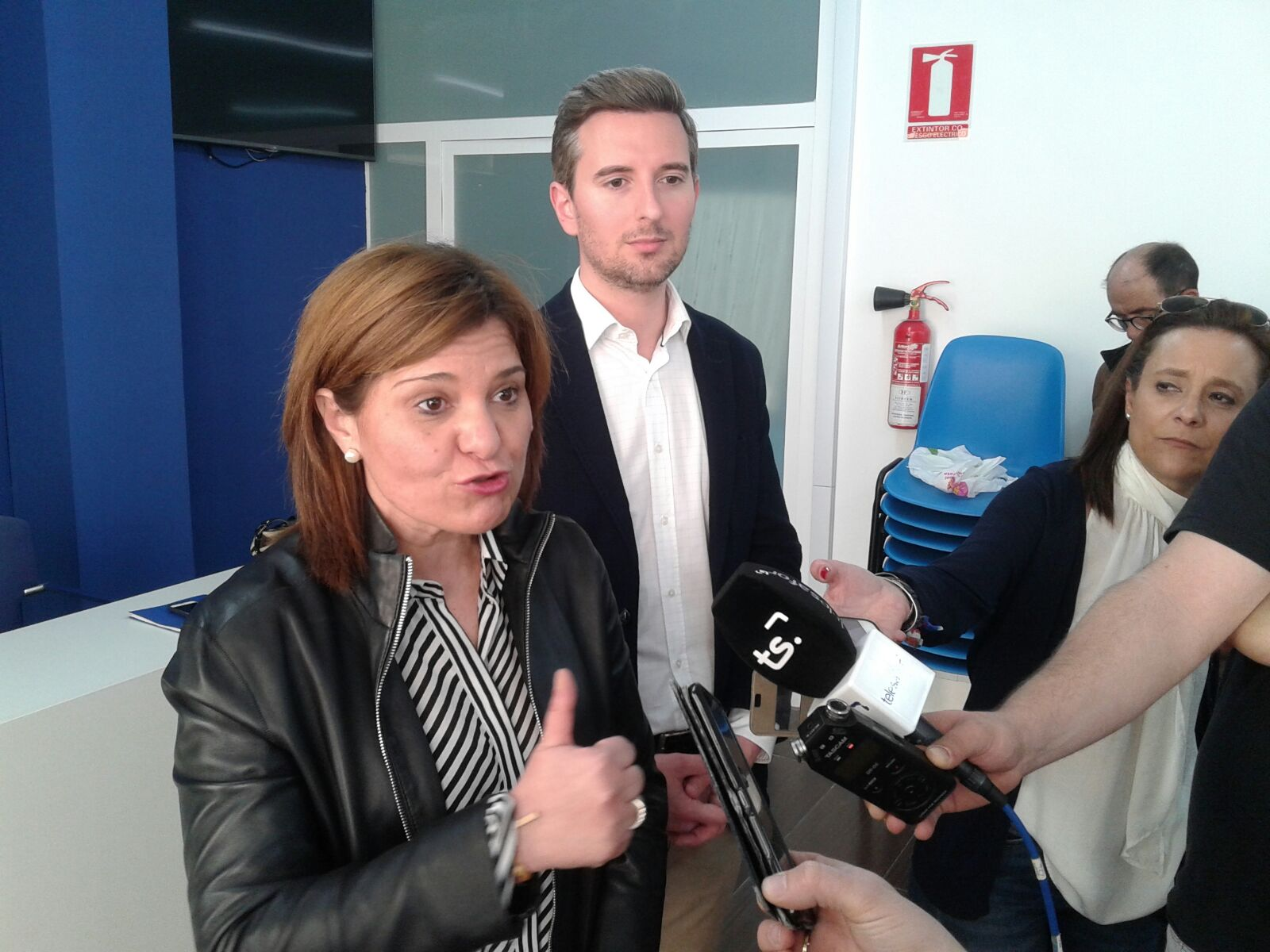 Isabel Bonig exige a Ximo Puig que asuma responsabilidades políticas del caso Crespo Gomar