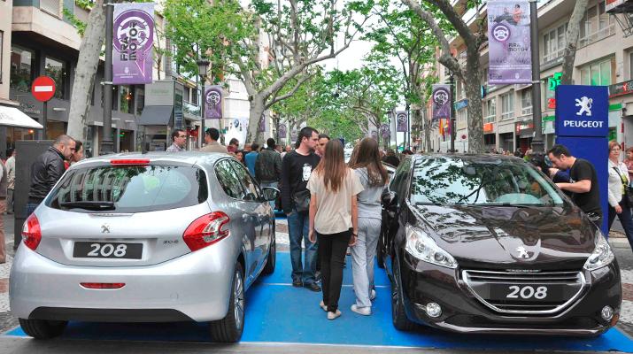 27 concesionarios de coches y motos participarán en la VII edición de la Fira del Motor de Gandia