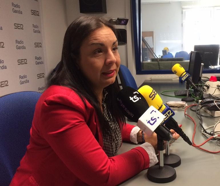 Lorena Milvaques no será la candidata de Compromís a la alcaldía de Gandia en las próximas elecciones