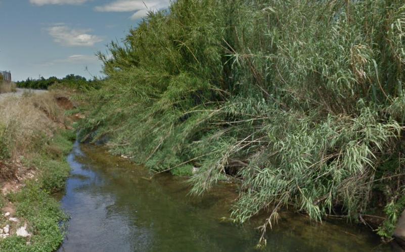 Tavernes, Simat, Benifairó y Xeraco alertan sobre el alto riesgo de inundación e incendio del río Vaca