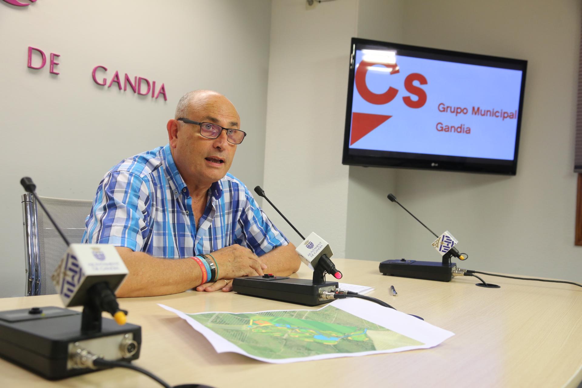 Ciro Palmer hace balance de la auditoría de las cuentas municipales de Gandia