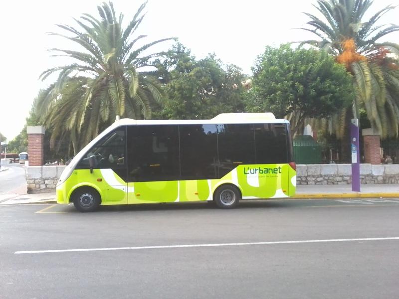 La Marina Gandiense elimina el trasbordo y unifica en una sola línea el autobús al hospital