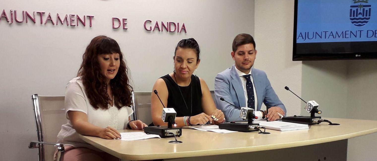 Gandia pone en marcha un Plan de Igualdad para todos sus trabajadores
