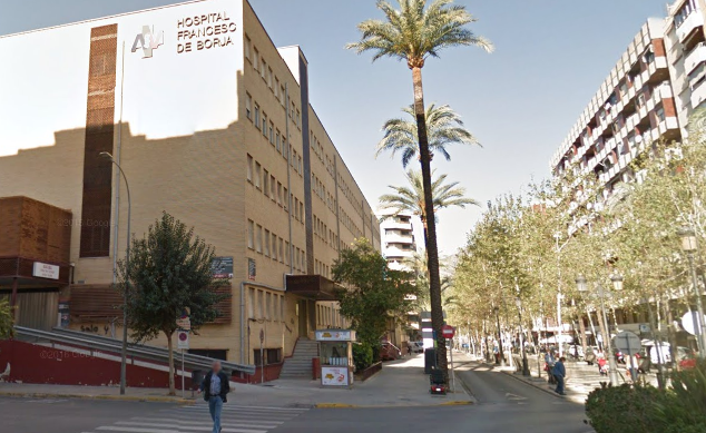 El PP de Gandia califica de «burrada» el derribo del antiguo hospital