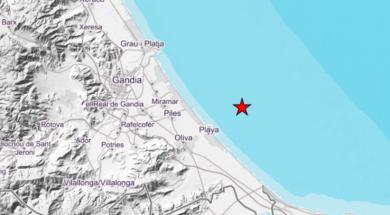 terremoto oliva