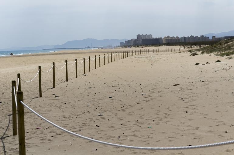 El Ayuntamiento de Gandia sí acudirá al acto en el que Xeraco declarará la playa del Corriol como suya