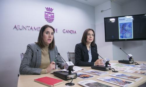 """Gandia presentará su oferta turística en Fitur con el lema """"Esplendor Mediterráneo"""""""
