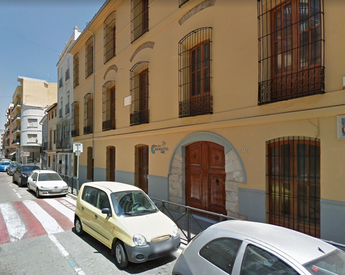 Proyecto de peatonalización de los alrededores del Ayuntamiento de Gandia