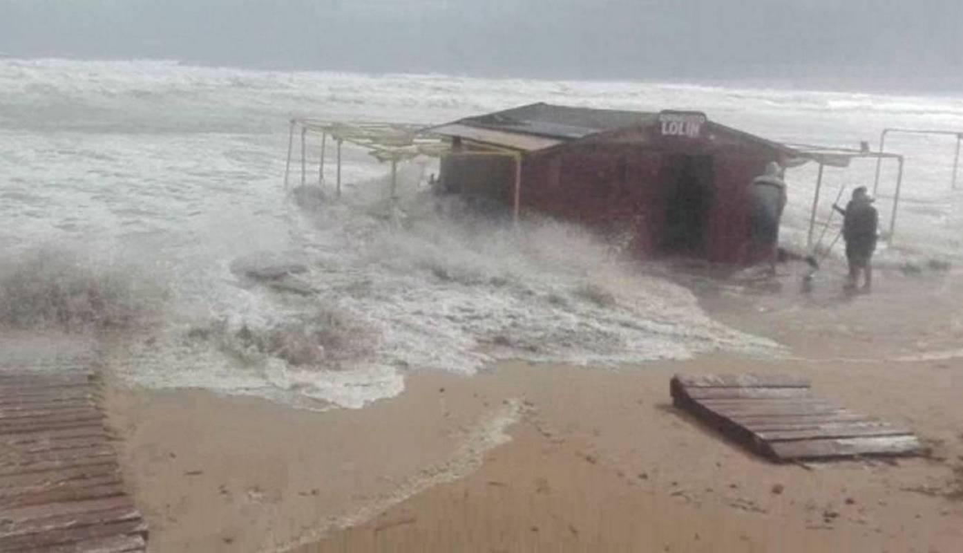 Inversión estatal en 7 playas de la Safor para arreglar los daños de la gota fría