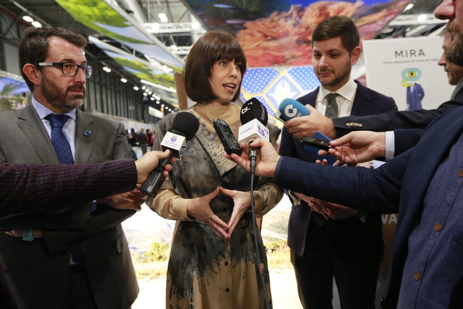 Fitur 2020: Gandia creará una aplicación especial con toda la oferta turística