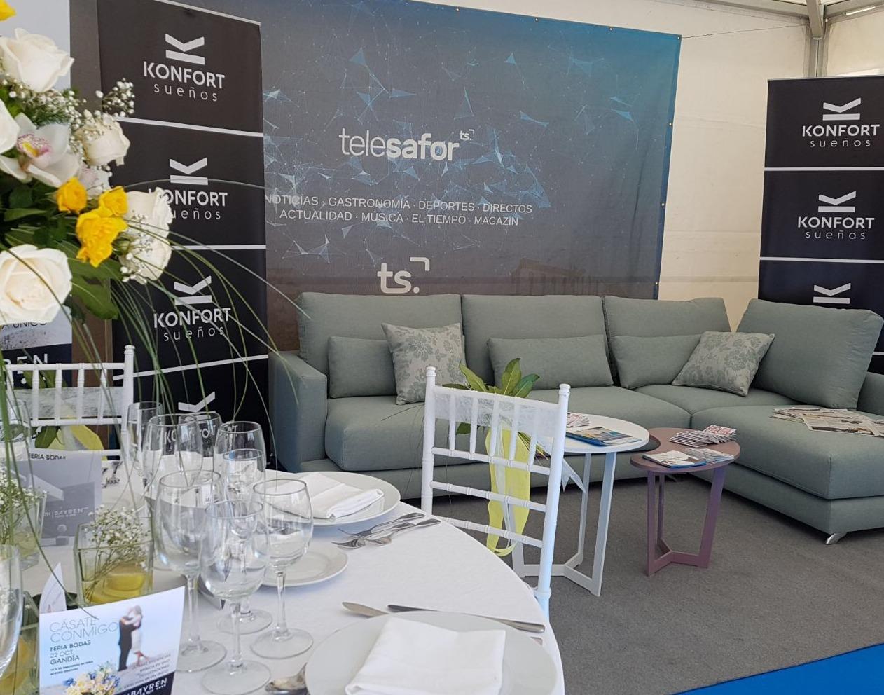 Telesafor prepara una programació en directe tots els dies de Fira i Festes amb tota l'actualitat de la jornada