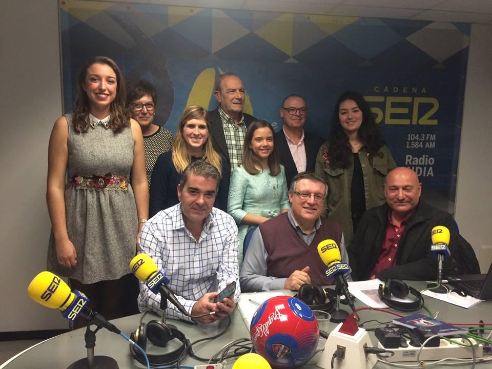 Radio Gandia acoge una nueva campaña de Navidad y Reyes para el Preventorio del Real y el centro de acogida de Palma