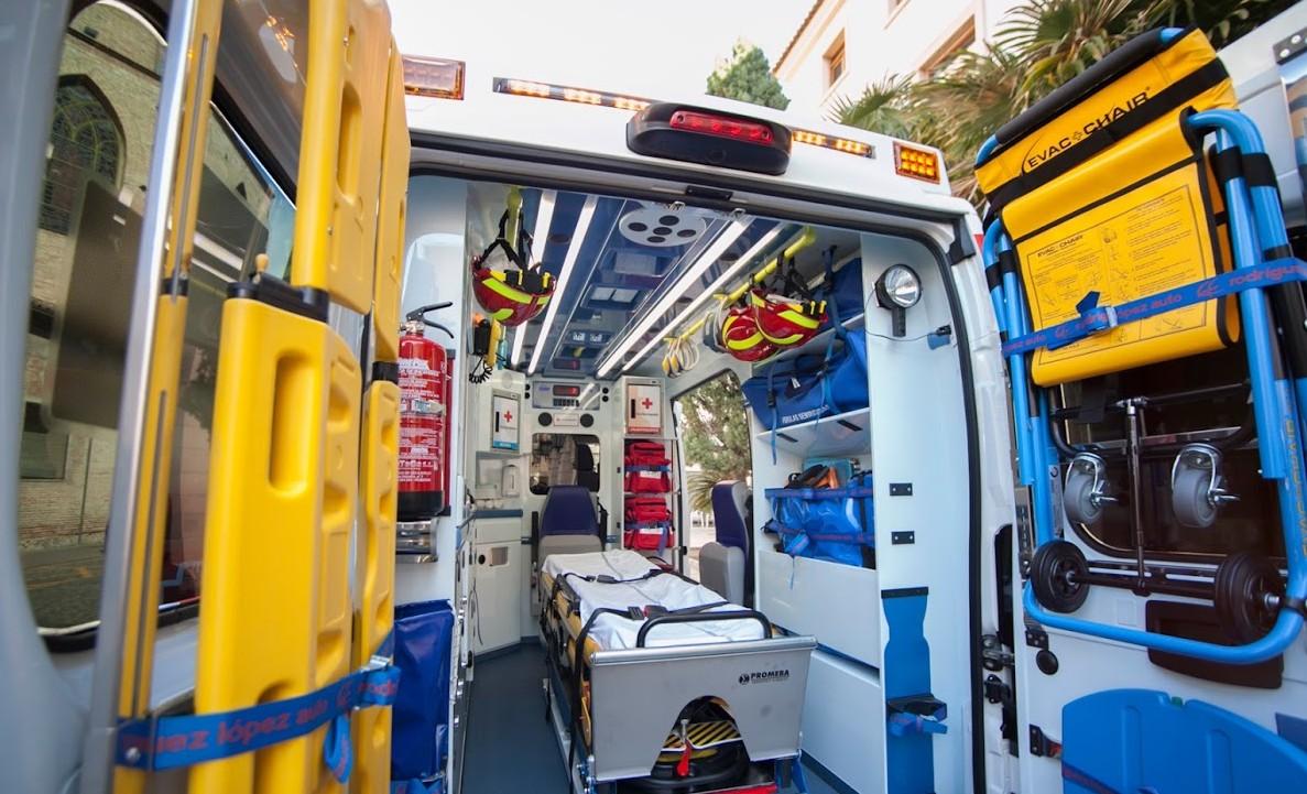 Convocada una huelga indefinida de ambulancias para el próximo 3 de julio