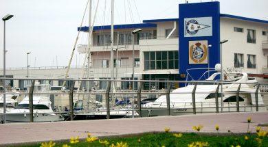 real club náutico Gandia, playa