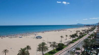 playa panoramica