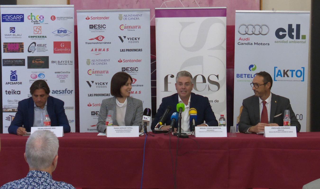 Telesafor retransmitirá la gala de premios de FAES que ha dado a conocer a los premiados de 2019