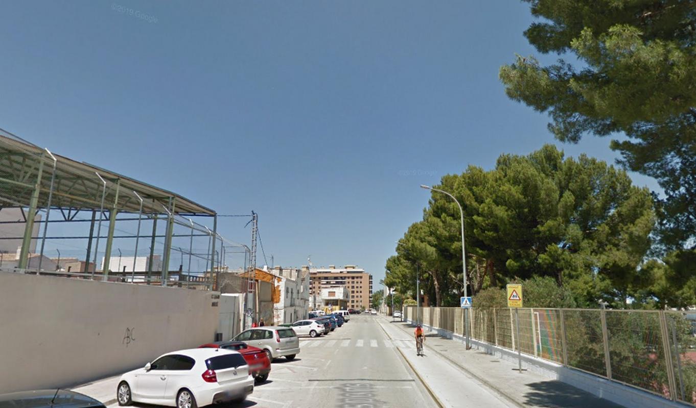 200 nuevas plazas de aparcamiento junto al polideportivo de Gandia