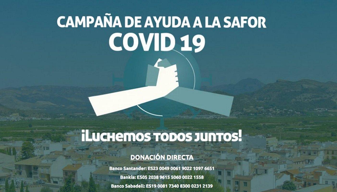 La tele marató contra la Covid-19 emesa per Telesafor aconsegueix més de 70.000 euros